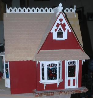 Paige's Cardinal House - Storybook Cottage
