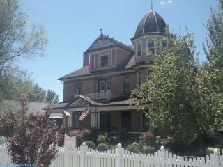 The Whitmore Mansion, Nephi, Utah