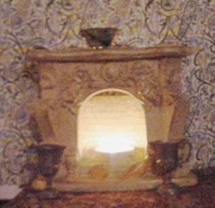 The Tealight Fireplace