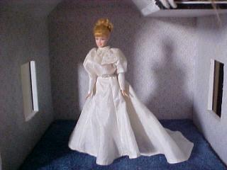 Gibson Girl Bride, Original Design