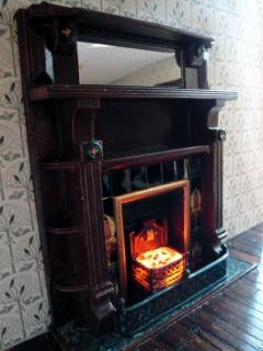 The New New Fireplace
