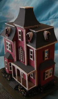 1/144 scale Houses