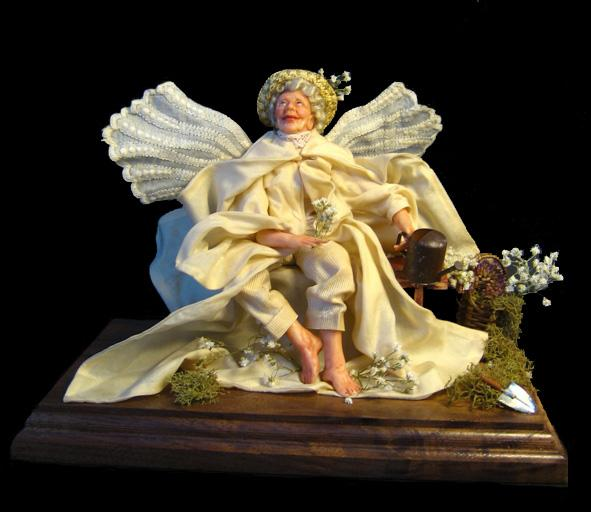 Garden Angel in 1/12