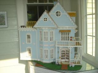 My Cape May dollhouse c. 1985