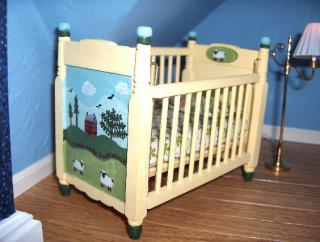 Duracraft Farmhouse - crib