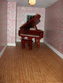 Apple blossom Music Room