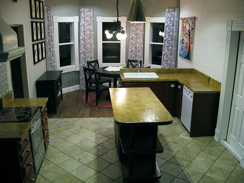 Dining and kitchen lighting