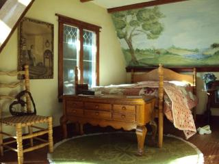 Westville Bedroom 1930s Farmhouse