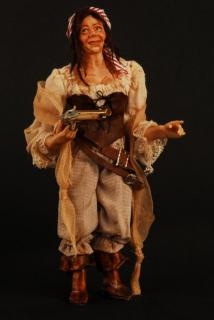 Pirate Girl - Bonnie Reade