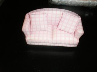 Yard Sale (Pink & White Sofa).JPG