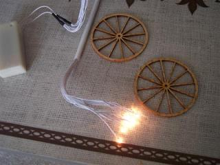 11- Chandelier Construction