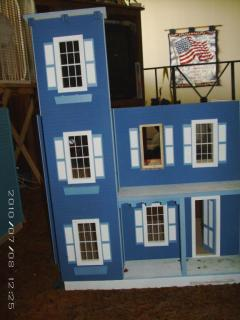 Dollhouse rescue