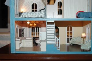 Half Scale Chantilly