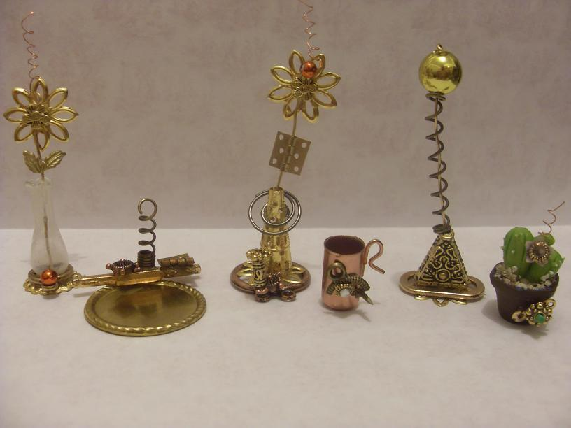 new stock for Sprocketts Steampunk Emporium