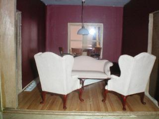 Sitting Room Furnished