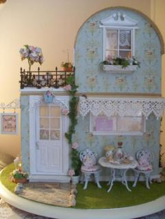 Shabby Chic Tea Salon