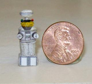 "Robot from the TV show ""Lost In Space"""