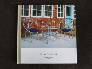 Baxter Pointe Villa in print - cover