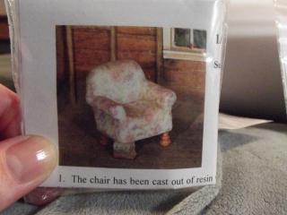 Attic chair