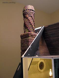 Chimney as a whole