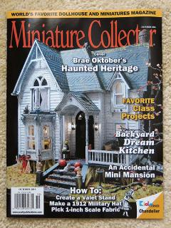 The Haunted Heritage in Miniature Collector
