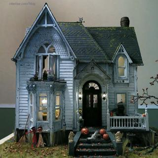 The Haunted Heritage - Front