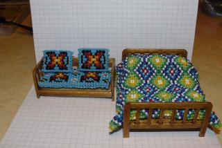 bead And couch