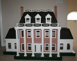 Very Large Brick House