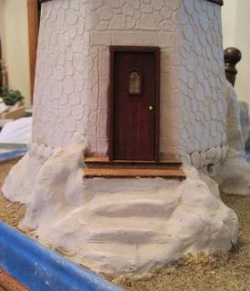 Crystal Cove a 1/2 Scale Lighthouse