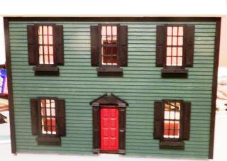 RGT Half Scale Colonial Front