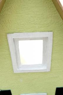 A window of the 2nd floor