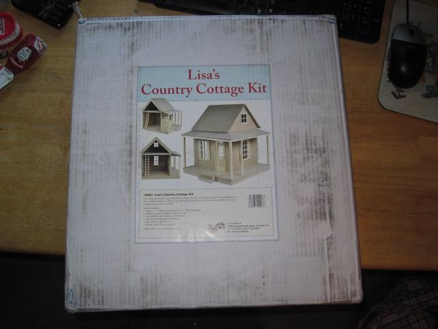Lisa's Country Cottage Kit