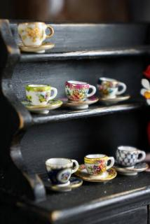Christopher Whiteford Teacups