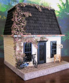 1/2 scale Chillingsworth Cottage