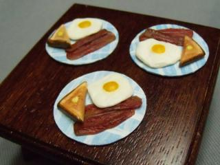 Miniature Breakfast Platters