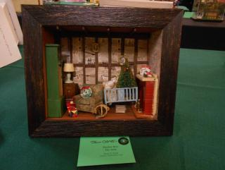 Philadelphia Miniaturia - Room Box Display