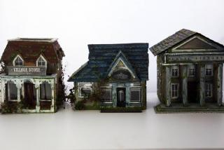 3 Buildings Done.