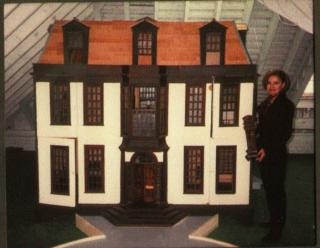 1/6 scale Mansion
