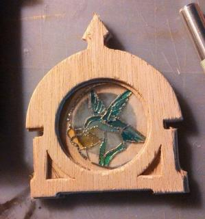 BH hummingbird For tower