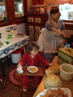 Susanne's Beacon Hill Dollhouse