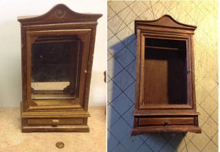Armoire   Before After