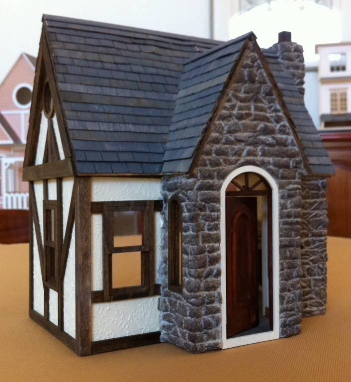 Tudor Cottage, 1:24 Buttercup Bash