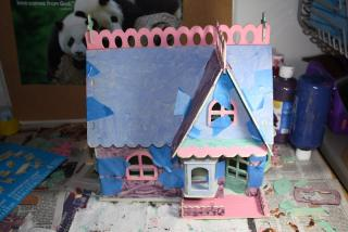 Storybook Puzzle House
