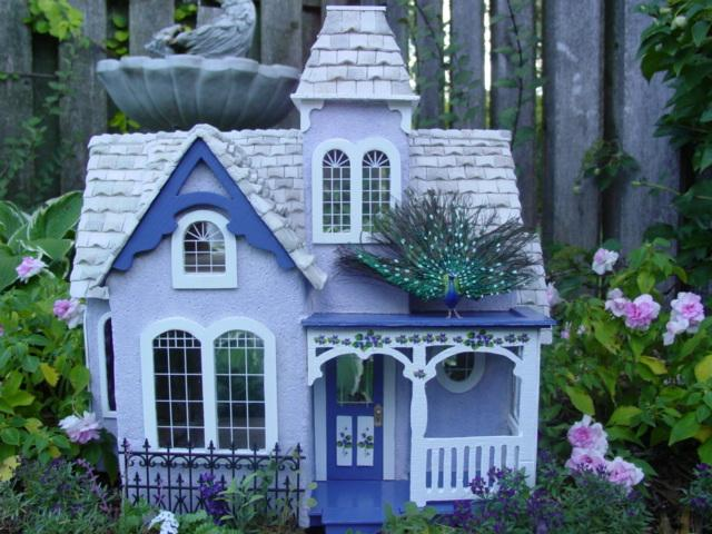 Hyacinth's Periwinkle Tea Cottage~Opening Soon!