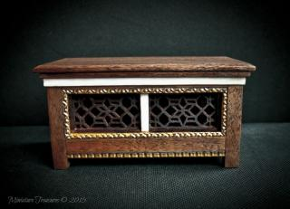 1/12th Cassone / Marriage Chest