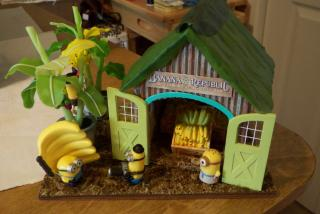 Minion Banana Farmer