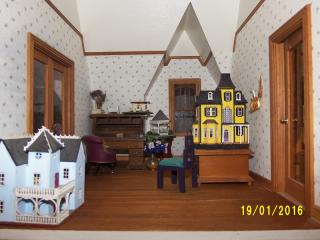 room for a dollhouse?