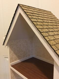 Two Story Room Box - Close Up