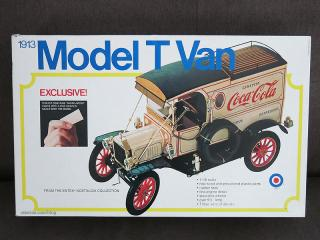 1913 Model T Van kit photo