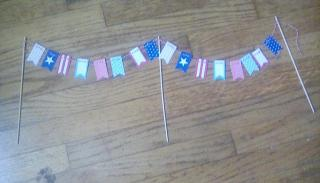 little flags